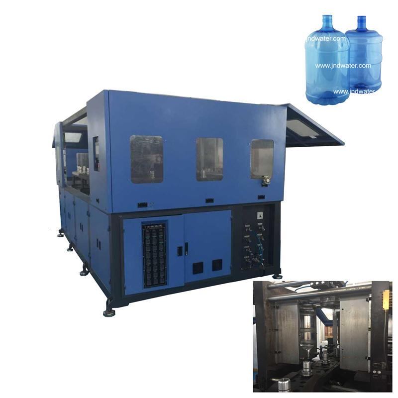 3-6 Gallon Automatic Bottle Blow Molding Machine JND