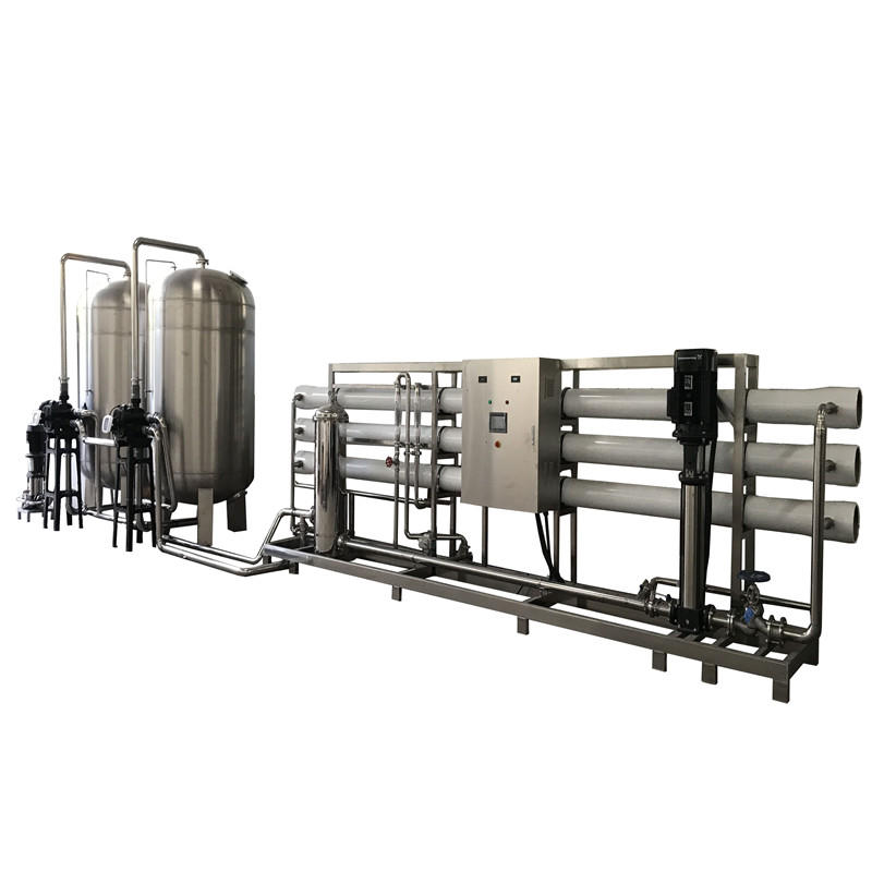 Reverse Osmosis Water Treatment Machine