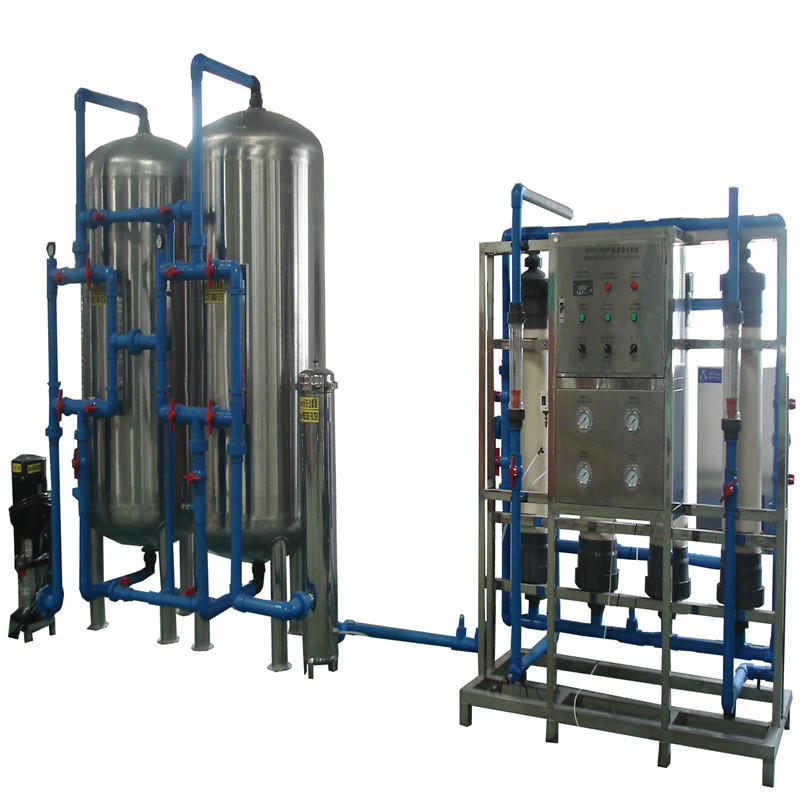 UF Water Treatment Machine