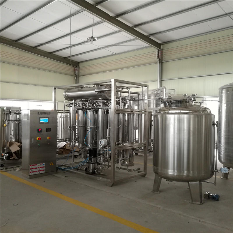 JNDWATER Distilled Water Machine