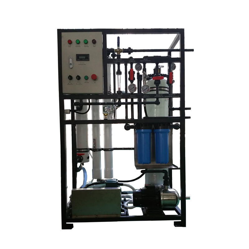 Seawater Desalination  Filter Machine
