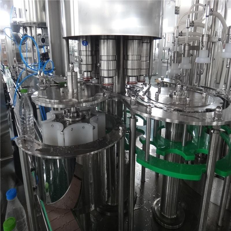 Low Vacuum Bottle Filling Machine
