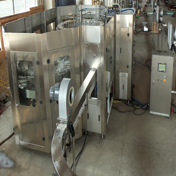 JND series carbonated washing filling capping machine