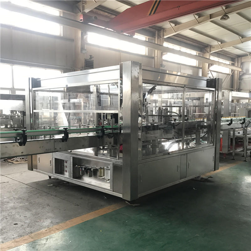 Automatic Cold Glue Rotary Labeling Machine