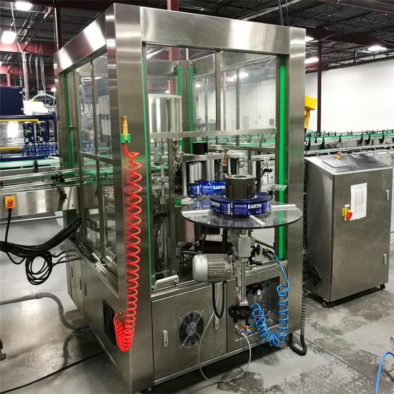 OPP Bottle Labeling Machine