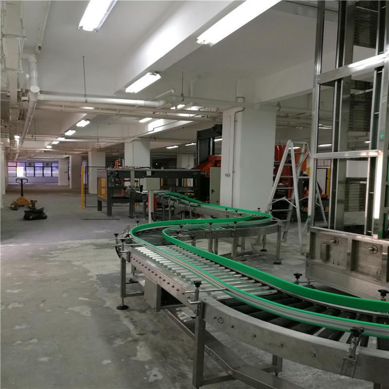 JNDWATER Roll Conveyor